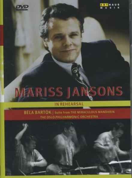Mariss Jansons in rehearsal