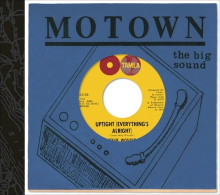 The complete Motown singles : The big sound 1965. vol.5
