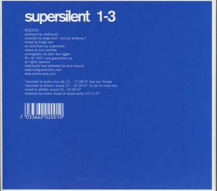 Supersilent 1-3