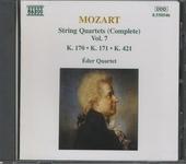 String quartets (complete) vol.7. vol.7
