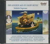 The golden age of light music : Soloists supreme