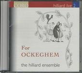 For Ockeghem. vol.2