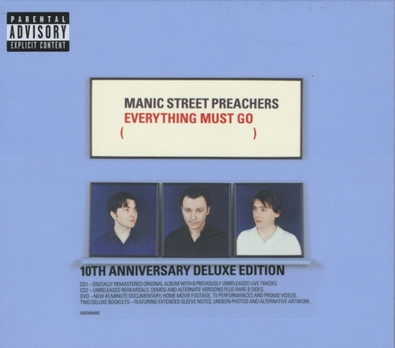 Everything must go : 10th anniversary deluxe edition