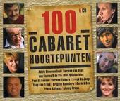 100 cabaret hoogtepunten