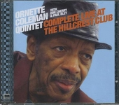 Complete live at the Hillcrest Club