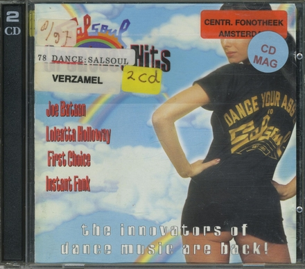 Salsoul's greatest hits