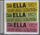 We all love Ella : Celebrating the first lady of song