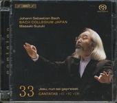 Cantatas. Vol. 33