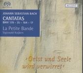 Cantatas for the complete liturgical year. Vol. 5, Geist und Seele wird verwirret