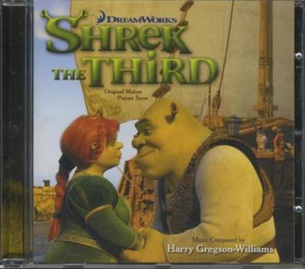 Shrek the third : original motion picture score