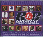 R&B greatest 2007 : The coolest hip hop and r&b