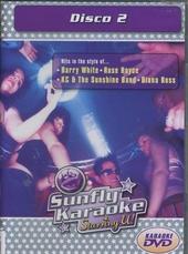 Sunfly karaoke : Disco. vol.2