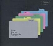 Mute audio documents 1978-1984