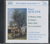 The English song series. Vol. 5