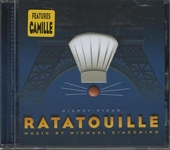Ratatouille : an original Walt Disney Records soundtrack