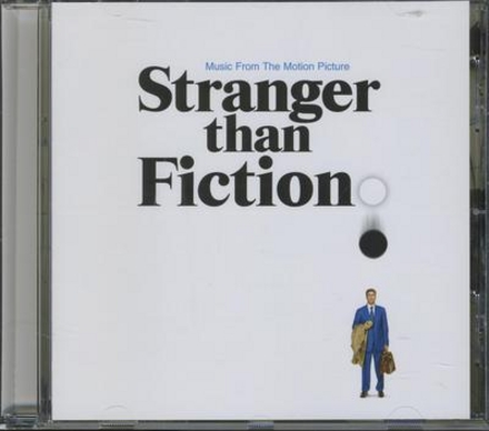 Stranger than fiction : Music from the motion picture