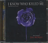 I know who killed me : original motion picture soundtrack
