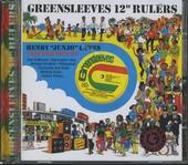 """Greensleeves 12"""" rulers : Henry """"Junjo"""" Lawes Volcano 1979-83"""