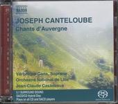 Chants d'Auvergne (selection)