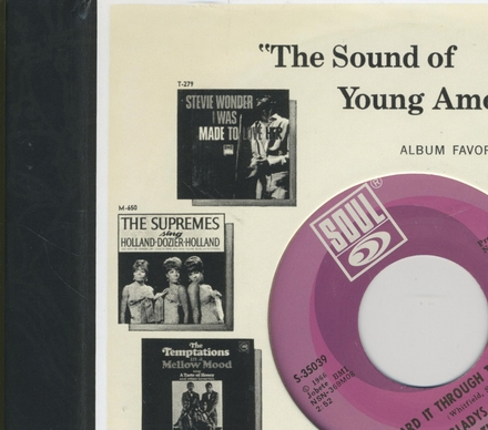 The complete Motown singles 1967 : the sound of young America. Vol. 7