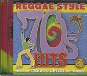 Reggae style : 70's hits
