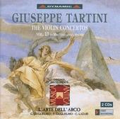 The violin concertos - vol.13. vol.13