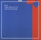 Organ works vol.20 : Works of doubtful authenticity III. vol.20