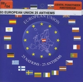 European Union : 25 nations, 25 anthems