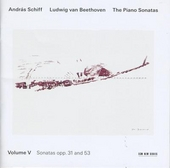 The piano sonatas. Volume V