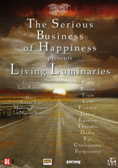 The serious business of happiness presents living luminaries