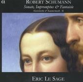 Sonate, impromptus & fantaisie : Klavierwerke & Kammermusik. vol. 2