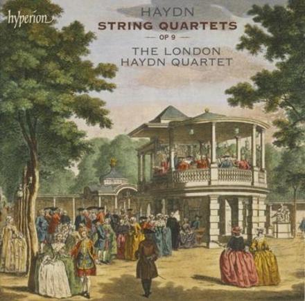 String quartets op 9