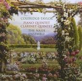 Piano quintet in g minor, op 1