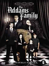 The Addams family. Seizoen 1