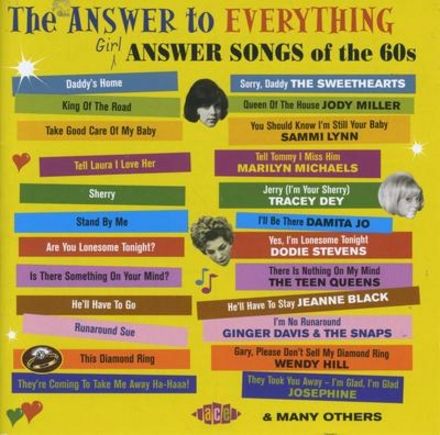 The answer to everything : girl answer songs of the 60s