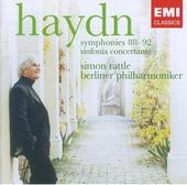 Symphonies 88-92