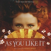 As you like it : music from the HBO film