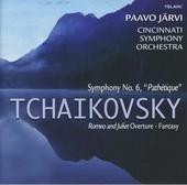 """Symphony no.6, """"Pathétique"""""""