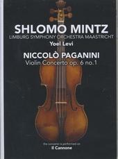 Violin concerto op. 6 nr. 1