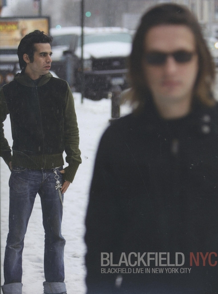 Blackfield NYC : Blackfield live in New York City