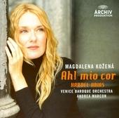 Ah! mio cor : Handel arias