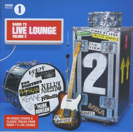 Radio 1's live lounge. vol.2