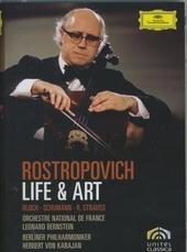 Rostropovich : life & art