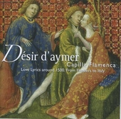 Désir d'aymer : love lyrics around 1500 from Flanders to Italy