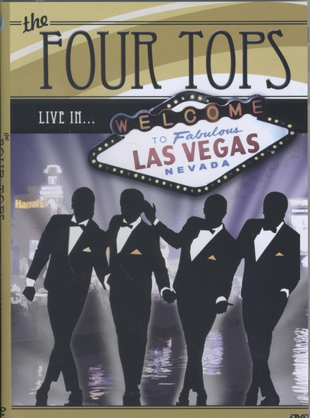 Live in... : welcome to fabulous Las Vegas, Nevada