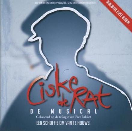 Ciske de rat : de musical : het originele cast album
