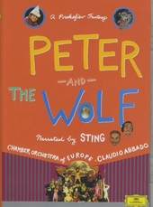 Peter and the wolf : A Prokofiev fantasy