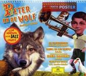 Peter en de wolf : bewerking voor jazzorkest
