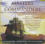 Masters and commanders : Music from seafaring film classics