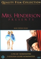 Mrs. Henderson presents